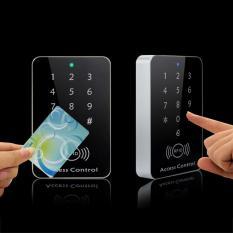 Keluarga Besar: 125 KHz Pintu RFID Kartu Password Access Controller Keypad + 10 ID Card Reader