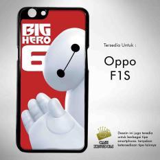 Big Hero 6 Baymax 1 Casing Custom Hardcase Oppo F1S Case Cover