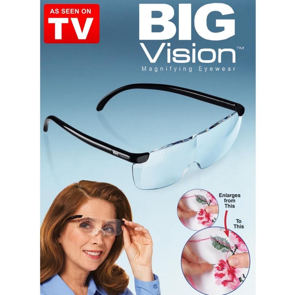 Big Vision - Kacamata Pembesar