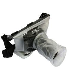 Dapatkan Segera Bingo Waterproof Wp04 8 Dslr Pelindung Camera Anti Air Putih