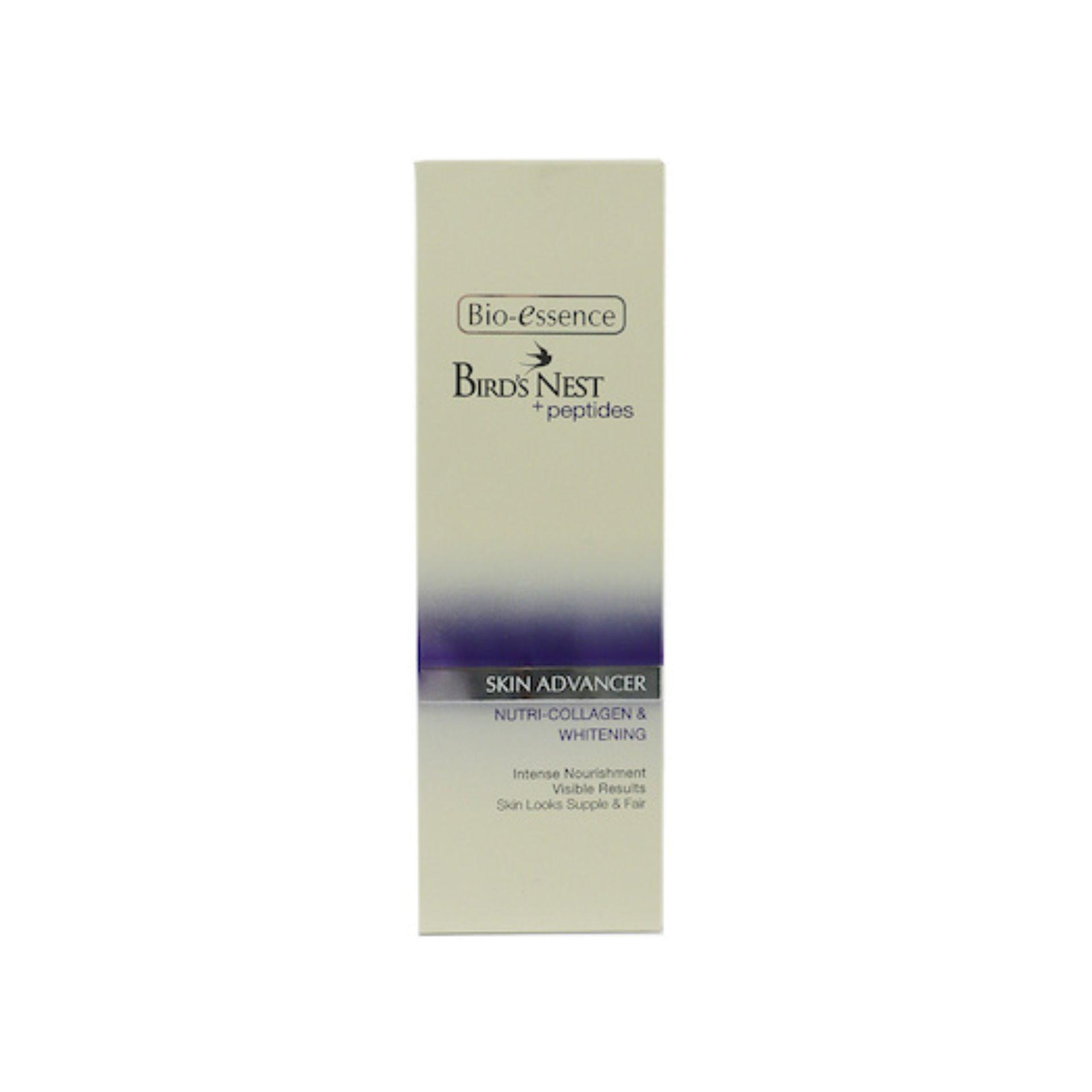 Diskon Besarbio Essence Bird Nest Peptides Nutri Collagen Whitening Advancer