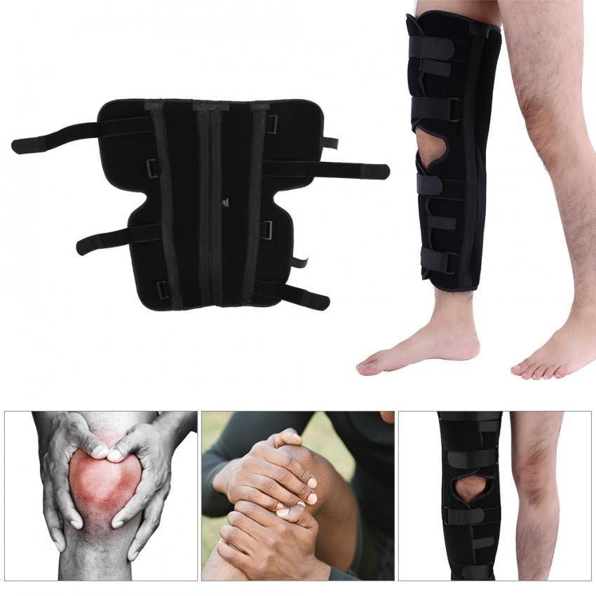 Spesifikasi Bisa Disesuaikan Menebal Piring Aluminium Memperbaiki Knee Brace Fraktur Bagian Mendukung Stabilizer L Intl Terbaik