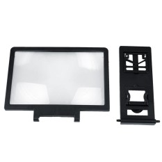 Spesifikasi Bkodak Store New Style 3D Movie Screen Enlarge Magnifier Folding Stand For Mobile Cell Phones Intl Online