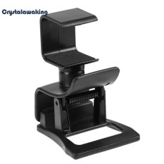 Black Adjustable TV Clip Stand Holder Camera Mount for PS4 PlayStation 4 Camera - intl