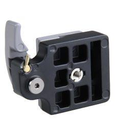 Toko Hitam Camera 323 Adaptor Rilis Cepat Dengan Manfrotto 200Pl 14 Kompatibel Pelat Lengkap