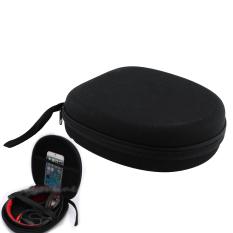 Spesifikasi Hitam Berat Tas Untuk Membawa Kasus Pelindung Alice Technica Sony Headset Headphone Murah Berkualitas