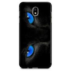 Black Cat Eyes Z1119 Samsung Galaxy J3 Pro 2017 Custom Hard Case