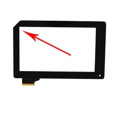 Black color EUTOPING® New 7 inch touch screen panel For Acer Iconia Tab B1-A71 B1 A71 - intl