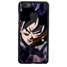 Jual Black Goku Dragon Ball Super Z4118 Vivo V7 Custom Hard Case Branded Original