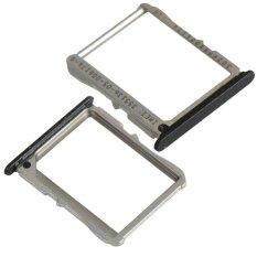 Black MICRO SIM Card Slot Tray Pemegang Ganti untuk LG E960 Google Nexus 4 AI3G-Intl