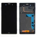 Beli Lcd Digitizer Layar Sentuh Display Hitam Bingkai Untuk Sony Xperia Z3 D6603 Dengan Kartu Kredit