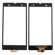 Jual Hitam Layar Sentuh Dengan Digitizer Pembuatan Untuk Sony Xperia Z L36H L36 Lt36 C6602 C6603 Lensa Kaca Panel Sentuh