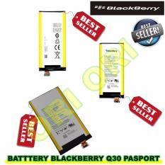 Blackberry Baterai / Batteray BAT-58107-003 For BB Q30 Passport Original Non Packing - Silver