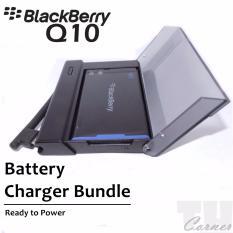 Spesifikasi Blackberry Baterai Nx1 Battery Charger Bundle For Blackberry Q10 Original Merk Blackberry