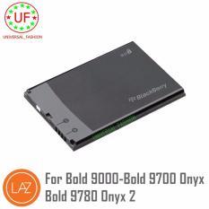 Blackberry Baterai Original MS-1 untuk Bold 9000-Bold 9700 Onyx-Bold 9780 Onyx 2