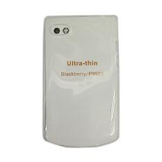 Blackberry Case Cover For Blackberry Porsche P9983 Design Ultrathin - Putih