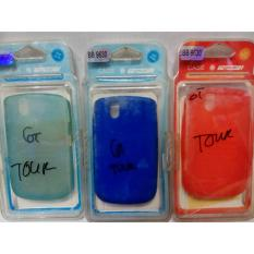 Blackberry Casing Case Cover Sarung Silikon Blackberry BB Tour 9630 Foto Asli