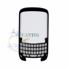 Blackberry Front Housing Untuk  Blackberry Curve 8520 / 8530   Hitam