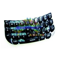 Blackberry Keypad For Blackberry Curve 8520 / 8310 / 8300 / 8320 Front Replacement Original / Keypad Cadangan untuk BB Curve 8520 -  Hitam