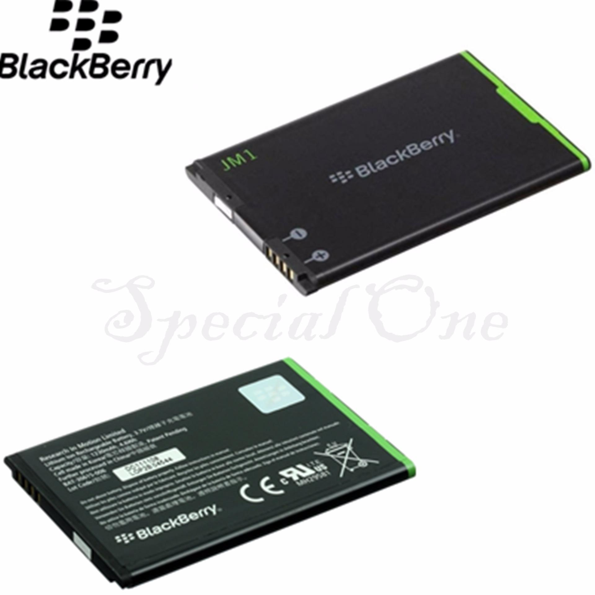 Blackberry Original Battery Type JM1 Baterai for BOLD/CURVE/TORCH/9790/9850/9860/9900/9930/9380