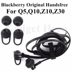 Jual Blackberry Original Handsfree Premium Stereo Headset 3 5Mm Q5 Q10 Z10 Z30