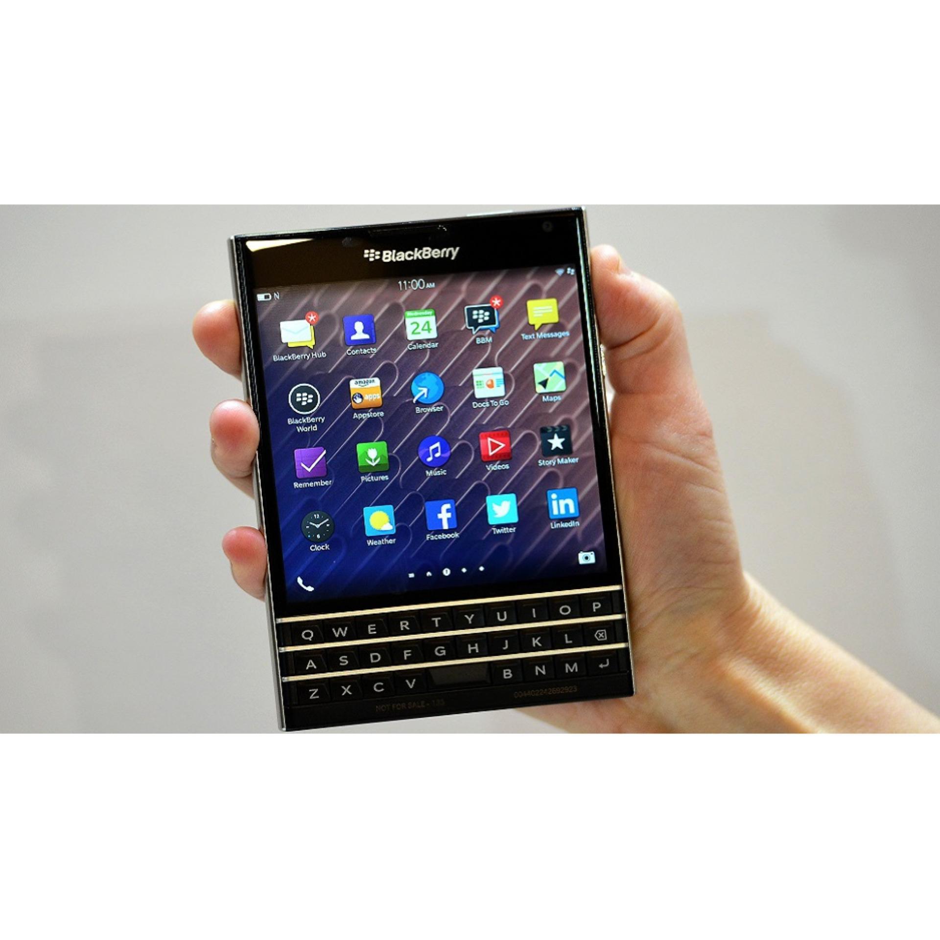 Ulasan Blackberry Passport Dallas – 4 06ef810f3b