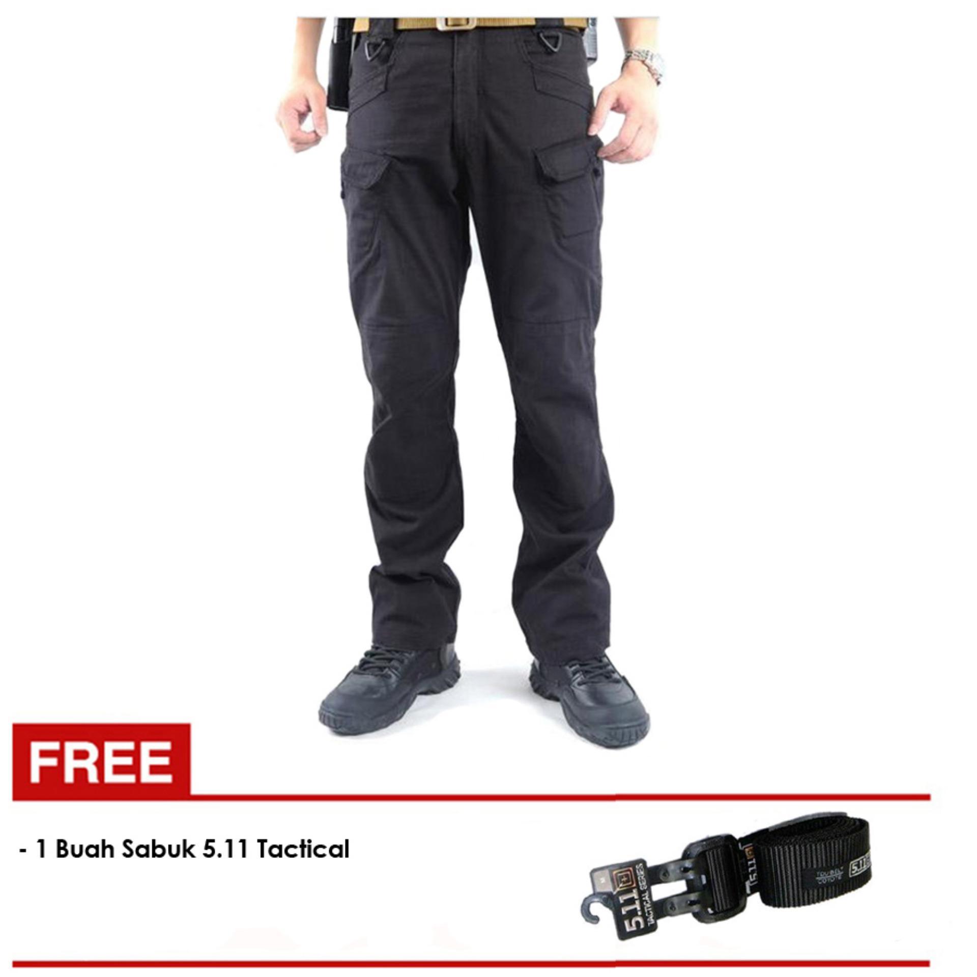 Diskon Harga Sabuk Celana Terbaru Murah Bulan Oktober 2018 Gg Fashion Tactical Outdoor Blackhawk Pria Hitam 511 Belt