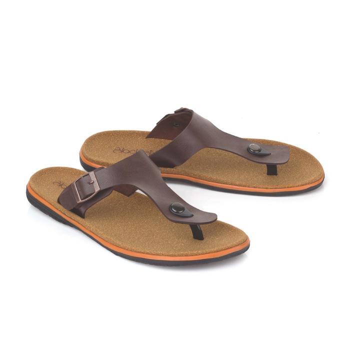 Spesifikasi Blackkelly Lza 203 Sandal Casual Pria Pu Pvc Karet Simple Dan Elegan Coklat Tan Blackkelly