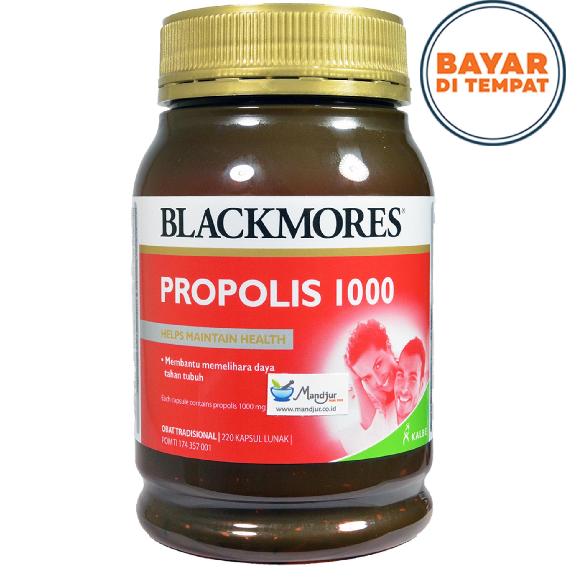 Toko Blackmores Propolis 1000 Lengkap Indonesia