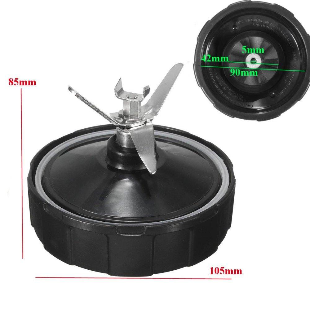 Blender Blade Part + Gasket untuk Nutri Ninja BL450 BL451 BL454 BL482-70 Auto-iq