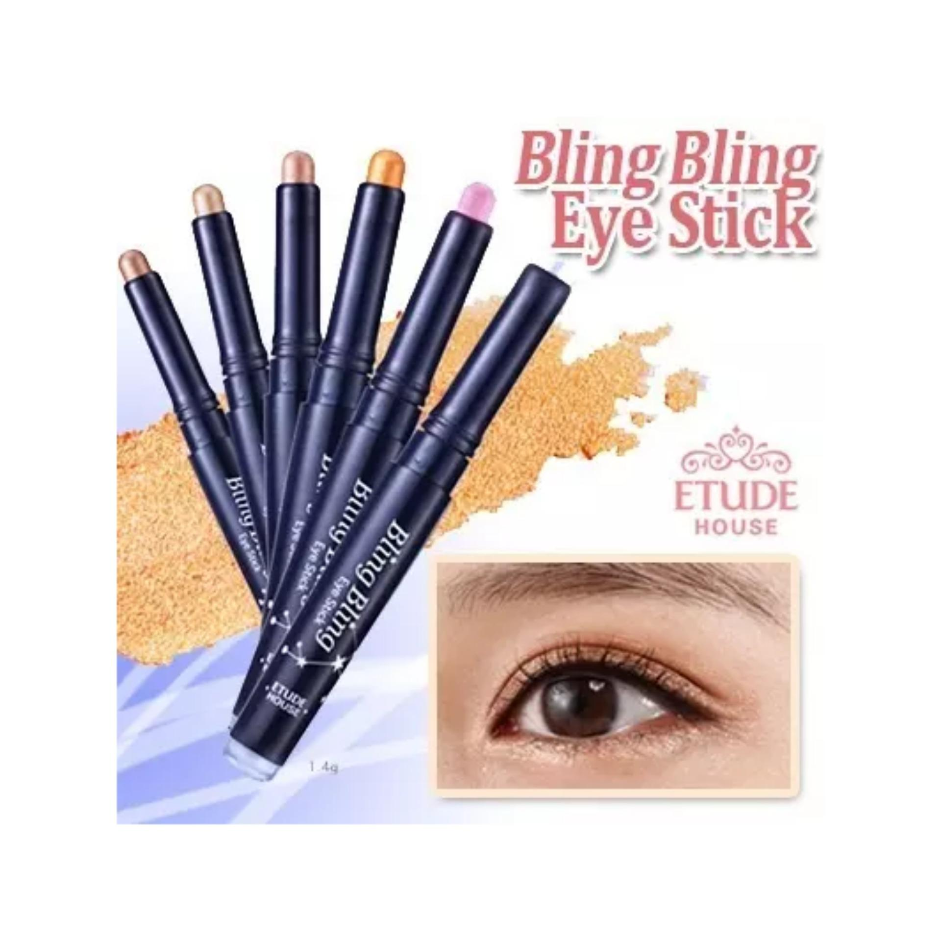 Etude House Bling Eye Stick Shadow 13 Gold Sunshine Star Buy Sell Cheapest Best Quality Product Deals Indonesian Store