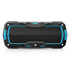 Beli Blitzwolf Hitam Dan Putih F3 Tahan Air Ipx5 Bass Stereo Nirkabel Telepon Bluetooth 4 Pembicara Kredit