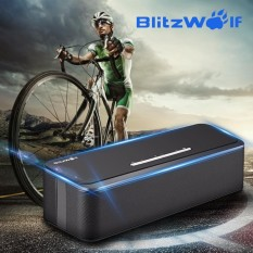 Blitzwolf Bw F4 Xbass Outdoor Handsfree Aux Wireless Csr 4 Bluetooth Speaker Dengan Mic Intl Diskon Indonesia