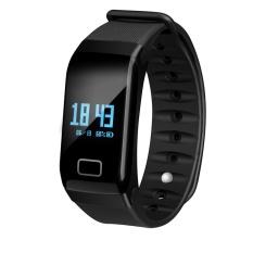 Spek Tekanan Darah Gelang Kebugaran Tracker Smart Watch Dengan Spo2H Monitor Denyut Jantung Pedometer Manajemen Tidur Dengan Layar Sentuh Oled Intl
