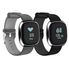 Harga Tekanan Darah Smart Gelang P2 Smart Wristband Heart Rate Monitor Aktivitas Tracker Band Ip67 Tahan Air Smart Band Untuk Ios Dan Android Silver Black Intl Di Tiongkok