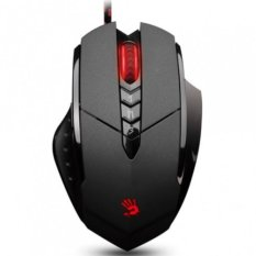Review Pada Bloody V7Ma Metalfeet Ultra Core3 Activated Gaming Mouse Black