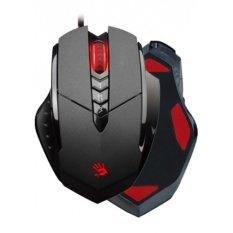 Ulasan Mengenai Bloody V7Ma Ultracore3 Metalfeet Activated Gaming Mouse Black