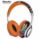 Harga Bluedio A2 Bluetooth Headphone Wireless Doodle Orange Termurah