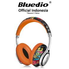 Ulasan Mengenai Bluedio A2 Premium Bluetooth Headphones Headset Doodle Hitam