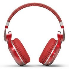 Jual Bluedio Headset Bluetooth Turbine 2 Merah Bluedio