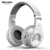 Beli Bluedio Bluetooth Headphone Nirkabel Th With Mikrofon Putih Secara Angsuran