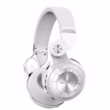Beli Bluedio T2 Plus Stereo Bluetooth 4 1 Headset Mic Dengan Radio Fm Putih Di Dki Jakarta