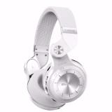 Diskon Besarbluedio T2 Plus Stereo Bluetooth 4 1 Headset Mic Dengan Radio Fm Putih
