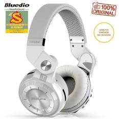 Tips Beli Bluedio T2 Turbine Hurricane Hifi Headphone Headset Bluetooth 4 1 With Mic Radio Fm Yang Bagus
