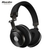 Headphone Bluetooth Pengadaan Lipat Bluedio T3 With Mic Hitam Original