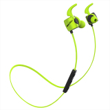 Beli Bluedio Bluetooth Te 4 1 Headphone Olahraga Keringat Mikrofon Hijau Cicilan