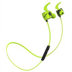 Jual Cepat Bluedio Bluetooth Te 4 1 Headphone Olahraga Keringat Mikrofon Hijau