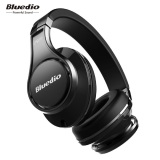 Obral Bluedio Ufo Bluetooth Headphone Wireless Headset Hitam Murah