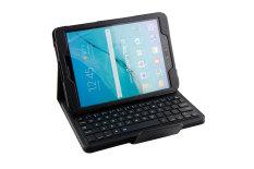 Toko Bluesky Premium Mut Sudut Berdiri Folio Case Penutup With Tipis Magnetis Dilepas Keyboard Bluetooth Papan 24 64 Cm Galaxy Tab S2 Sm T810 Sm T815 Sm T817 Terlengkap