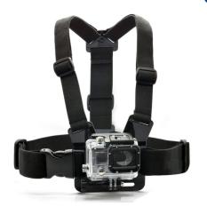 Bluetech Gopro Action Cam Chest Strap Untuk Sjcam Sj4000 Sj5000 M10 Gopro Hero 4 3 3 Agp68211 Promo Beli 1 Gratis 1